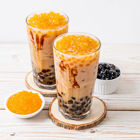 Boba Tapioca Pearls - Frozen Flavored One Touch Tapioca Pearl