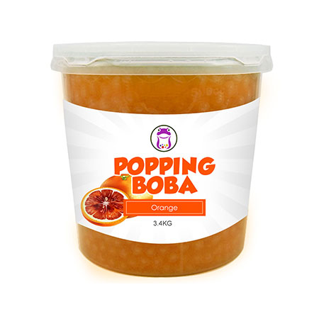 Popping Boba Orange - PBO