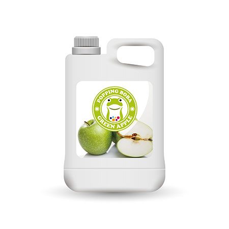Green Apple Syrup - GAJ