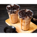 Black Tea Boba - Frozen Flavored Tapioca Pearl