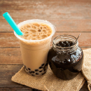Brown Sugar Boba - Frozen Flavored Tapioca Pearl